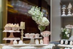 Wedding dessert Royalty Free Stock Images