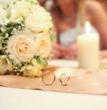 Wedding detail royalty free stock image