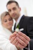 Wedding detail Stock Images