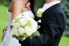 Wedding details Royalty Free Stock Photography