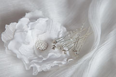 Wedding details Stock Photo