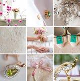 Wedding details Stock Photos