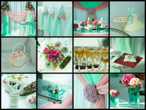 Wedding details Stock Photography
