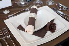 Wedding dinner Royalty Free Stock Photography