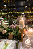 Wedding dinner Royalty Free Stock Image