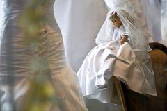 Wedding doll royalty free stock photos