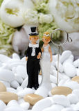 Wedding doll Royalty Free Stock Images