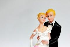 Wedding doll Stock Photography