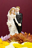 Wedding Dolls Stock Images