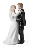 Wedding  dolls. Royalty Free Stock Photography