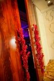 Wedding door Royalty Free Stock Photo