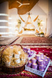 Wedding Door Gift Stock Photography