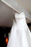 Wedding dress. Royalty Free Stock Photos