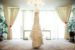 Free Wedding Dress Stock Photography - 29161922
