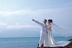 Free Wedding Dress Royalty Free Stock Photography - 9418287