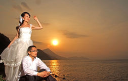 Free Wedding Dress Royalty Free Stock Image - 9418346