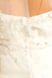 Wedding Dress Abstract Royalty Free Stock Photo
