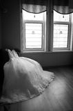 WEDDING DRESS Stock Images