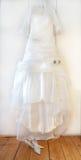beautiful wedding dress Stock Image