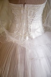 Wedding dress. Detail-83 Royalty Free Stock Images