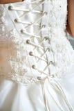 Wedding dress Stock Photography