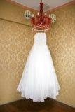 Wedding Dress Royalty Free Stock Photo