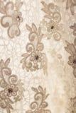 Wedding Dress Lace Stock Image