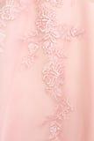 Wedding dress texture Royalty Free Stock Photography