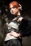 Wedding dresses fashion show Royalty Free Stock Photography