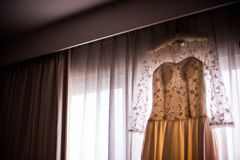Wedding dresses Royalty Free Stock Photos
