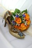Wedding ein Zubehör Stockfotos