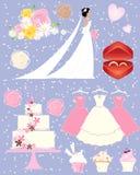 Wedding fair Stock Photos