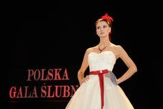 Wedding Fashion Show Stock Photos