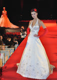 Wedding Fashion Show Royalty Free Stock Photo