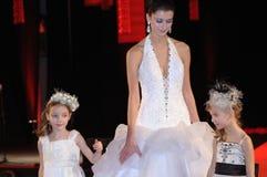 Wedding Fashion Show Stock Images