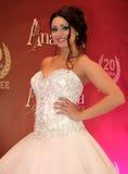 Wedding Fashion Show Royalty Free Stock Images