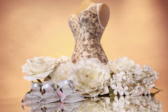 Wedding fashions Royalty Free Stock Images