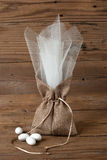 Wedding favor Royalty Free Stock Image