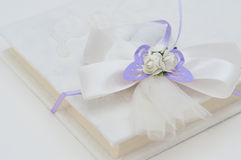Wedding favor stock image