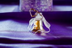 Wedding favor. For the guests stock photography