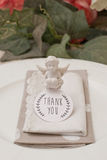 Wedding favor. Table decoration for wedding party Royalty Free Stock Photography