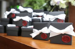 Wedding Favors royalty free stock photos