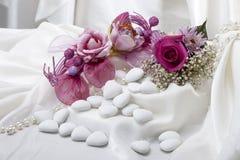 Wedding favors Royalty Free Stock Photo