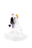 Wedding figure Stock Photography