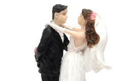 Wedding Figurine Stock Photography
