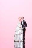 Wedding figurines Stock Image
