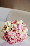 Wedding Floral Bouquet Stock Photography