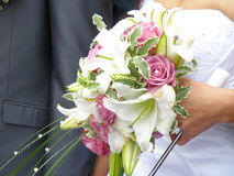 Wedding flower Royalty Free Stock Photos