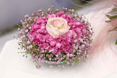 Wedding flower Stock Image
