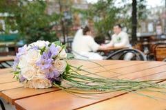 Wedding flower stock photos
